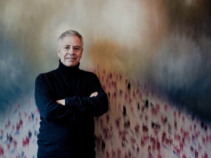 SYLVAIN LEVY LOOKS FOR THE CONTEMPORARY