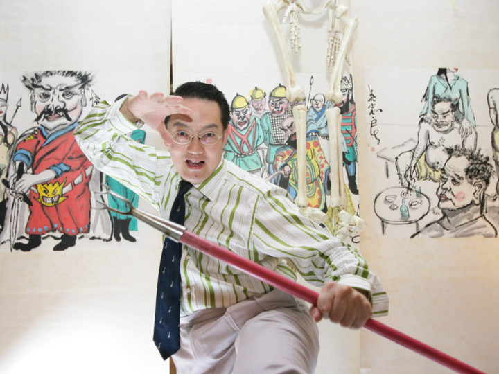 WOFFLES WU ON CHINESE CONTEMPORARY ART!