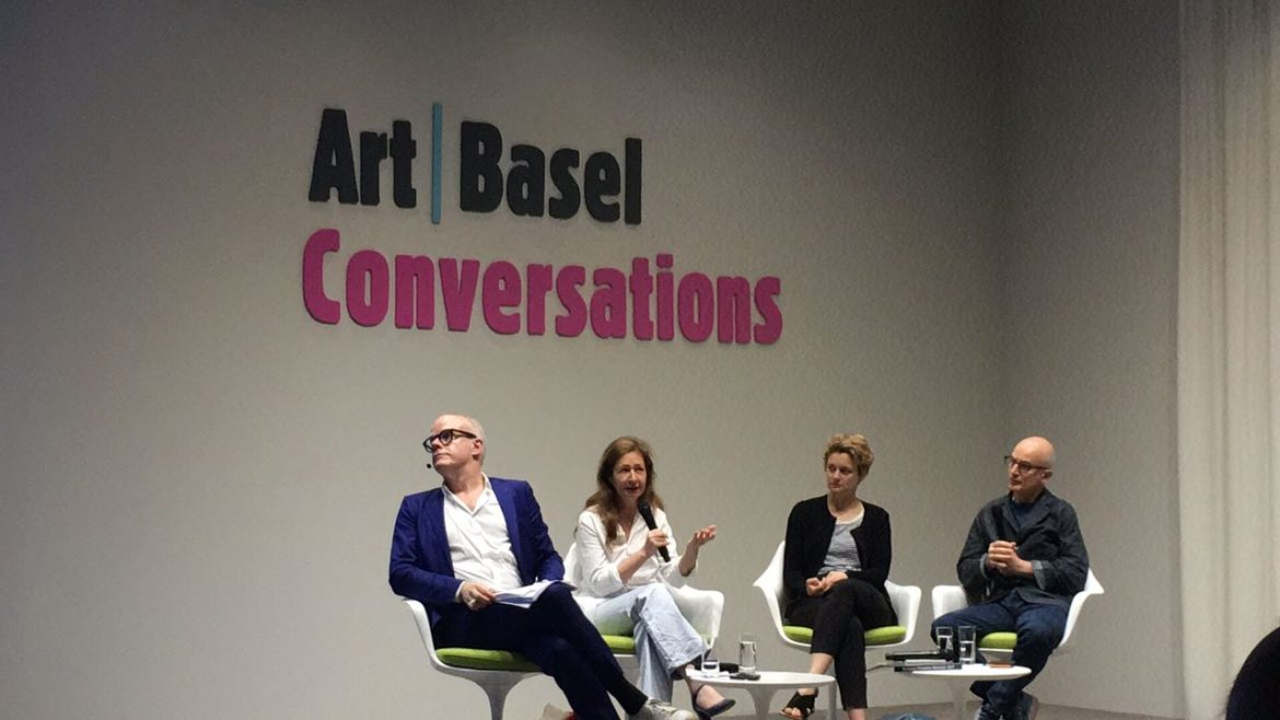Art World Forum -Art Basel, Basel-2017