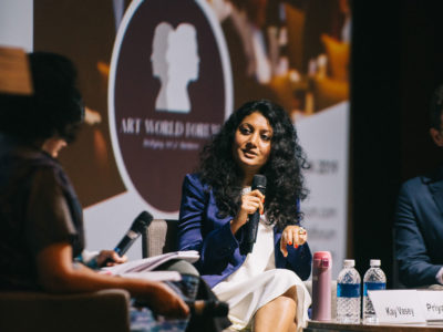 Art World Forum-Singapore-2018-Priya Mudgal conference list art world forum - AWF Sing 2018 400x300 - Conference List Art World Forum