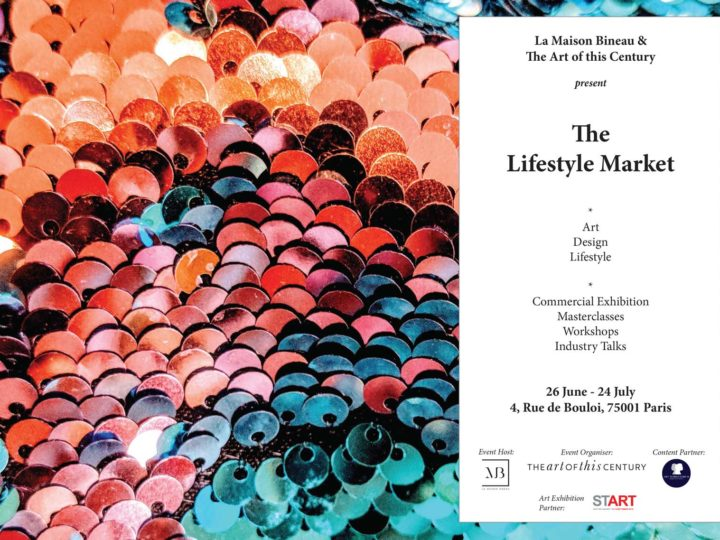 Art World Forum in Paris with The Lifestyle Market