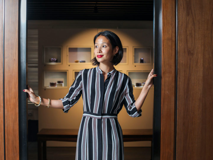"""We cherish our freedom to be experimental"" with Lynn Fung, Director of the Liang Yi Museum"