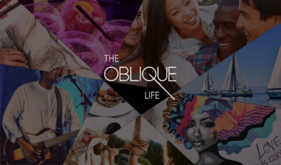 Art World Forum London-Event Partner-The Oblique Life partners - Obliquemainpic 01 400x235 - Clients