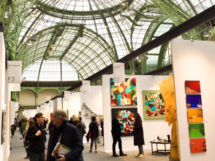 SOUTH KOREA AS GUEST OF HONOUR AT ART PARIS ART FAIR 2016
