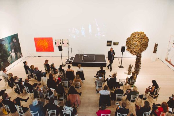 Art World Forum London 2018 art world forum - Art World Forum London 2018 600x400 - International Platform for Collectors and Art Business Professionals