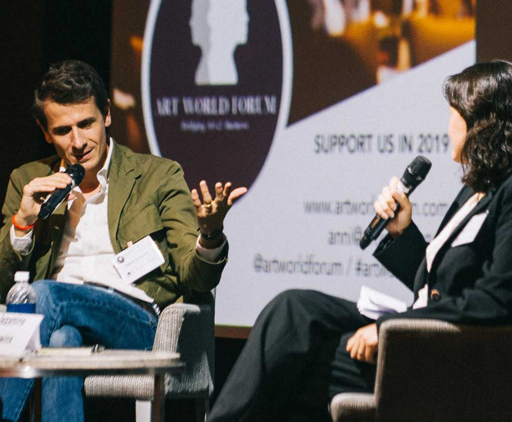 Art World Forum Singapore 2018-Gabriel Dufourcq-Jezamine Fewins