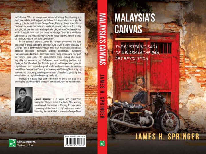 """George Town: Malaysia's Canvas"" by James Springer"