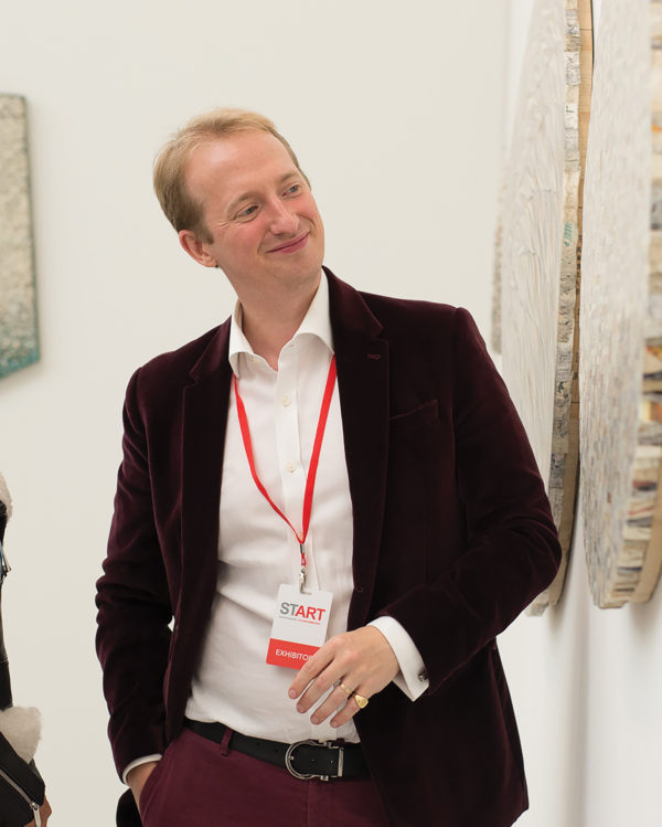 Art World Forum London-Speaker-Grey Skipwith